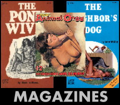 Zoophilia Magazines